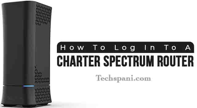 Spectrum Router Login