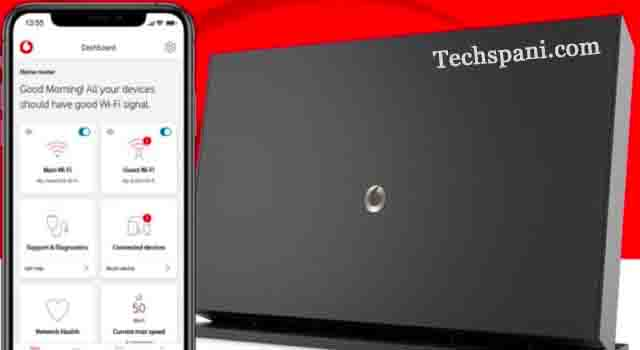 Vodafone Router IP